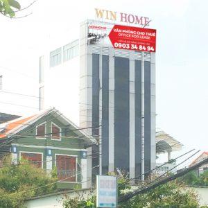 tòa nhà văn phòng cho thuê Win Home Trần Xuân Soạn