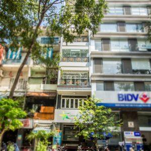 tòa nhà văn phòng cho thuê Win Home Phạm Ngọc Thạch