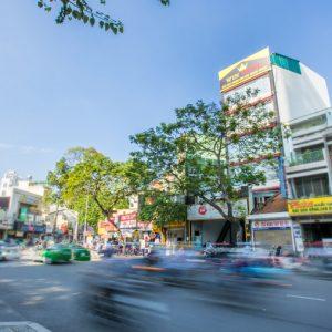 tòa nhà văn phòng cho thuê Win Home Đinh Tiên Hoàng