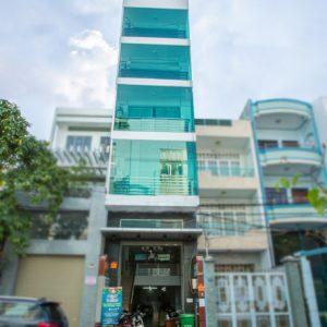 tòa nhà văn phòng cho thuê Win Home Mai Thị Lựu