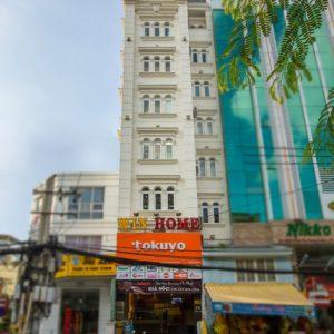 tòa nhà văn phòng cho thuê Win Home Võ Văn Tần