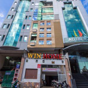 tòa nhà văn phòng cho thuê Win Home Nam Quốc Cang
