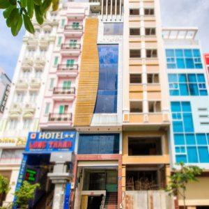 tòa nhà văn phòng cho thuê Win Home Bạch Đằng