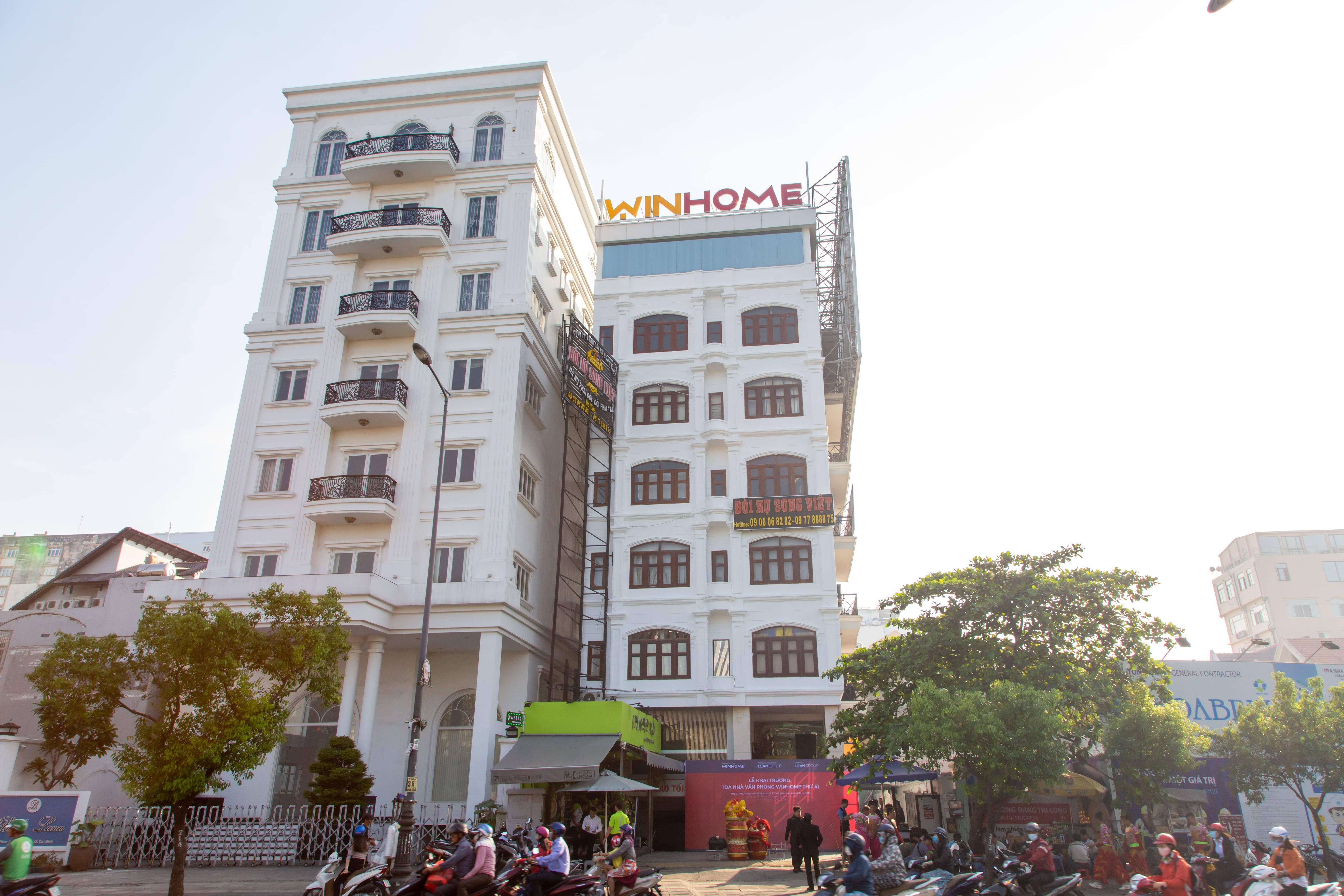Hình ảnh tòa nhà Win Home 20 Phan Đình Giót
